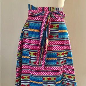 Dresses & Skirts - Shenbolen Women's African Print Casual Dashiki
